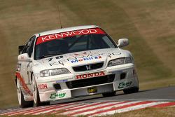 Ex David Leslie 1996 Super Touring Honda Accord driven by Stewart Whyte