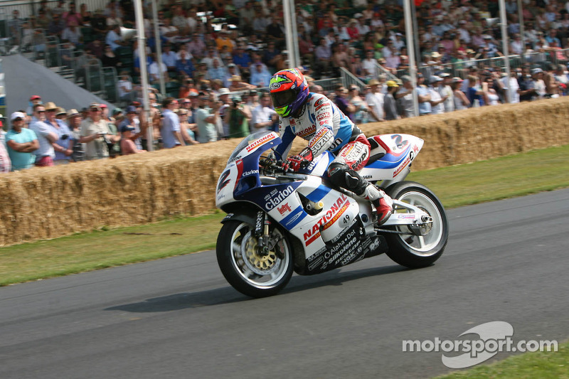 Chris Walker, Suzuki GSX-R750