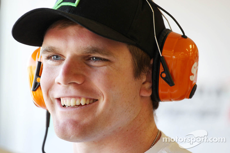 Conor Daly, Sahara Force India F1 Team gast