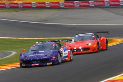 #71 SMP Racing Ferrari 458 Italia: Kiriil Ladygin, Viktor Shaitar, Luca Persiani, Mika Salo