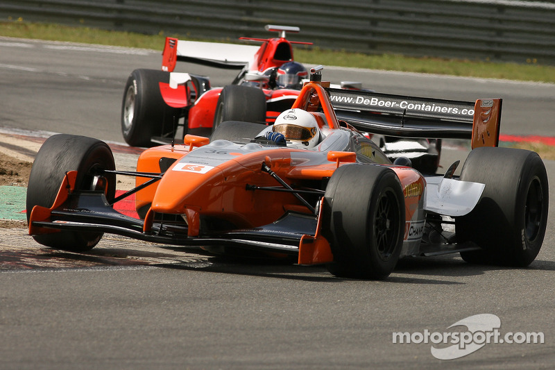 36 Henk de Boer, Panoz DP01 (Champcar-2007) at Dutch Super Single ...