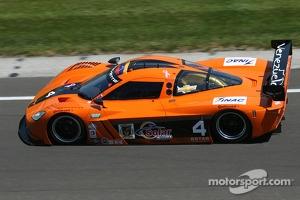 #4 8 Star Motorsports Corvette DP: Sébastian Bourdais, Emilio Di Guida