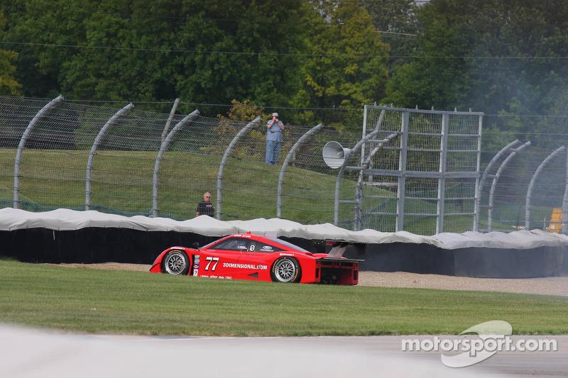 #77 Doran Racing Ford Riley: Rubens Barrichello, Doug Peterson