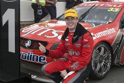 O vencedor Scott McLaughlin, Team Fujitsu