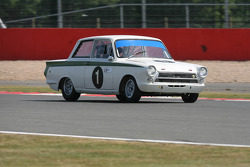Leo Voyazdies/Simon Hadfield, Ford Lotus Cortina