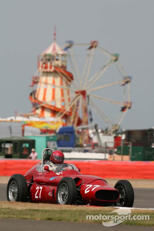 Tony Wood, Maserati TecMec