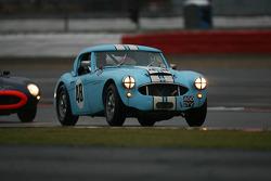 Martin Hunt/ Patrick Blakeney-Edwards, Austin Healey 3000