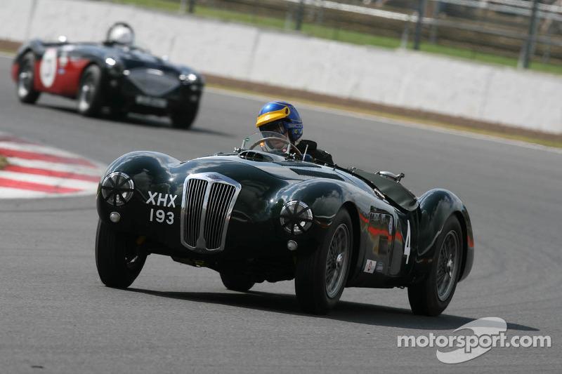 Champion/Stretton, Frazer Nash Mille Miglia