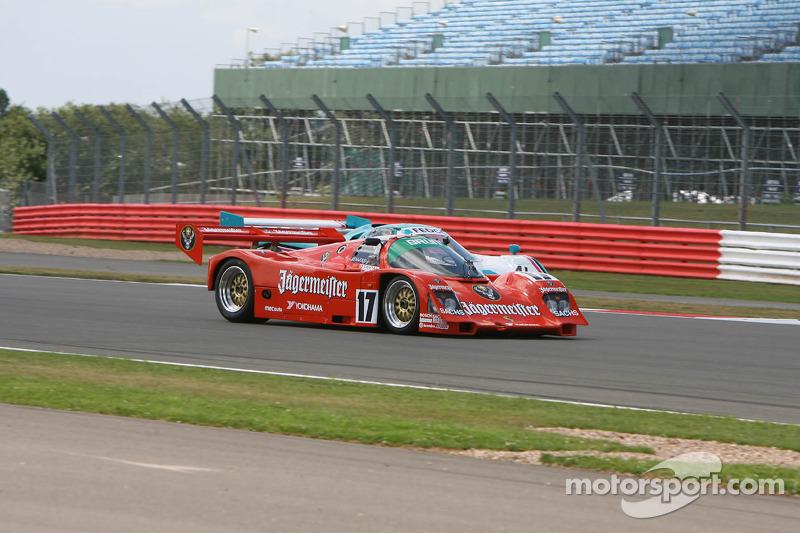 Christophe D'Ansembourg, Porsche 962