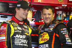 Jeff Gordon und Tony Stewart