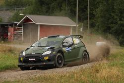 Lorenzo Bertelli and Mittia Dotta, Ford Fiesta RRC
