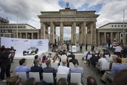 Fórmula E Berlin presentación