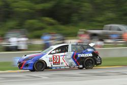 #30 i-MOTO Mazda Speed 3: Mat Pombo, Marc Pombo