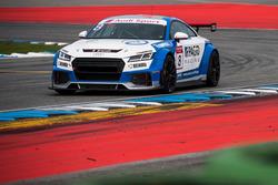 Audi TT Cup 2017, Hockenheim 2, Yannik Brandt