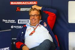 Gerrit Ten Kate, Honda World Superbike Team
