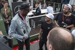 Usain Bolt, Nicolas Hamilton