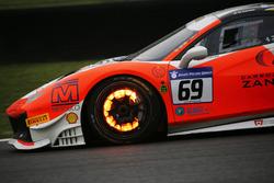 #69 CDP Ferrari 488: Marco Zanasi