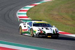 #302 Kessel Racing Ferrari 488: Claudio Schiavoni