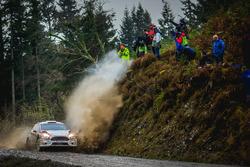 Tom Cave, James Morgan, Styllex Motorsport Ford Fiesta R5