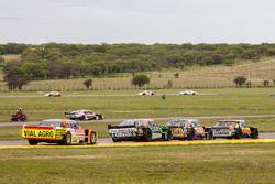 Jonatan Castellano, Castellano Power Team Dodge, Juan Jose Ebarlin, Donto Racing Chevrolet, Matias Jalaf, Indecar CAR Racing Torino, Alan Ruggiero, Laboritto Jrs Torino