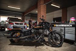 BJR Harley-Davidson livery unveil