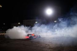 Verstappen-Show in Las Vegas