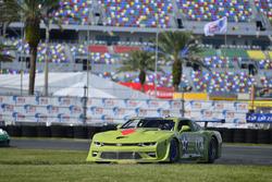 #03 TA Chevrolet Corvette: Jim McAleese of McAleese Racing