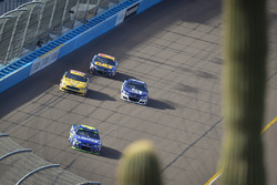 Jimmie Johnson, Hendrick Motorsports Chevrolet, Jamie McMurray, Chip Ganassi Racing Chevrolet, Matt DiBenedetto, GO FAS Racing Ford, Ryan Newman, Richard Childress Racing Chevrolet