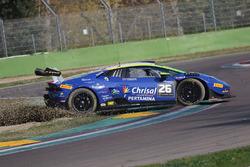 #26 Leipert Motorsport: Niels Lagrange, Pieter Vanneste in trouble