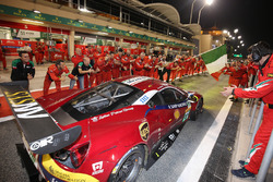 LMGTE Pro first place #71 AF Corse Ferrari 488 GTE: Davide Rigon, Sam Bird