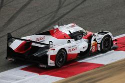 #8 Toyota Gazoo Racing Toyota TS050-Hybrid: Fernando Alonso, Sébastien Buemi