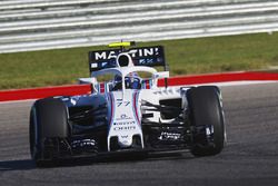 Valtteri Bottas, Williams FW38 Mercedes, testa il dispositivo Halo