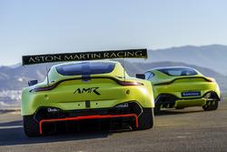 Presentazione Aston Martin Vantage GTE