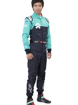 Ma Qing Hua, NIO Formula E Team