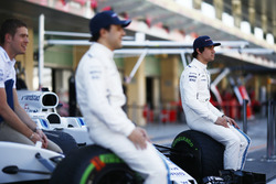 Felipe Massa, Williams, Paul di Resta, Reserve Driver, Williams F1, Lance Stroll, Williams