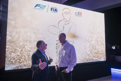 Президент FIA Жан Тодт и Бруно Мишель