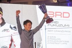 FIA F2 e GP3 Series awards evening