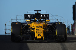 Карлос Сайнс-мл., Renault Sport F1 Team RS17