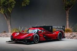 Mazda Motorsports Team Joest RT24-P renk düzeni