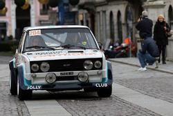 Андреа Занусси, Лино Занусси, Fiat 131 Abarth Rally