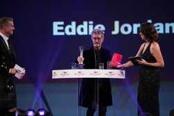 Eddie Jordan on stage