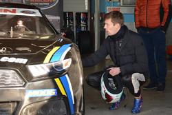 NASCAR-Euro-Test in Franciacorta