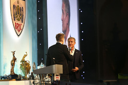 Jake Humphrey, David Coulthard