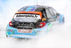 Trophée Andros: Andreas Bakkerud testing