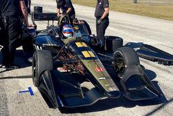Schmidt Peterson Motorsports Sebring test