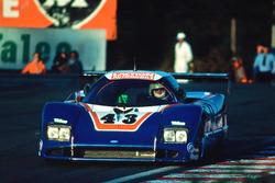 Claude Haldi, Jean-Claude Andruet, Roger Dorchy, WM P83B Peugeot