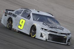 NASCAR-Test in Fort Worth, Januar