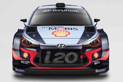 Presentación del Hyundai i20 Coupe WRC