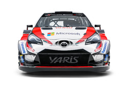 Onthulling Toyota Yaris WRC