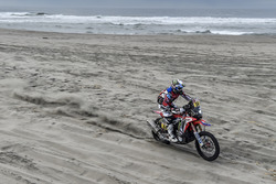 #14 Monster Energy Honda Team Honda: Michael Metge